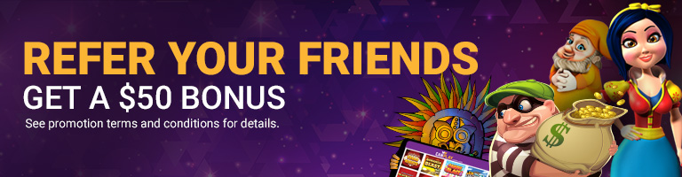 Refer Your Friends and get a $50 Bonus