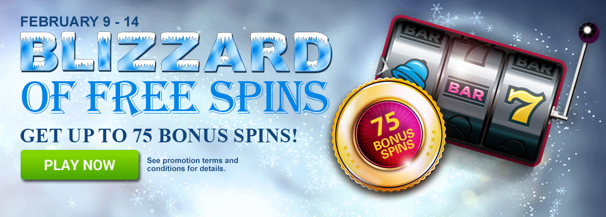 Play Blizzard of Spins!