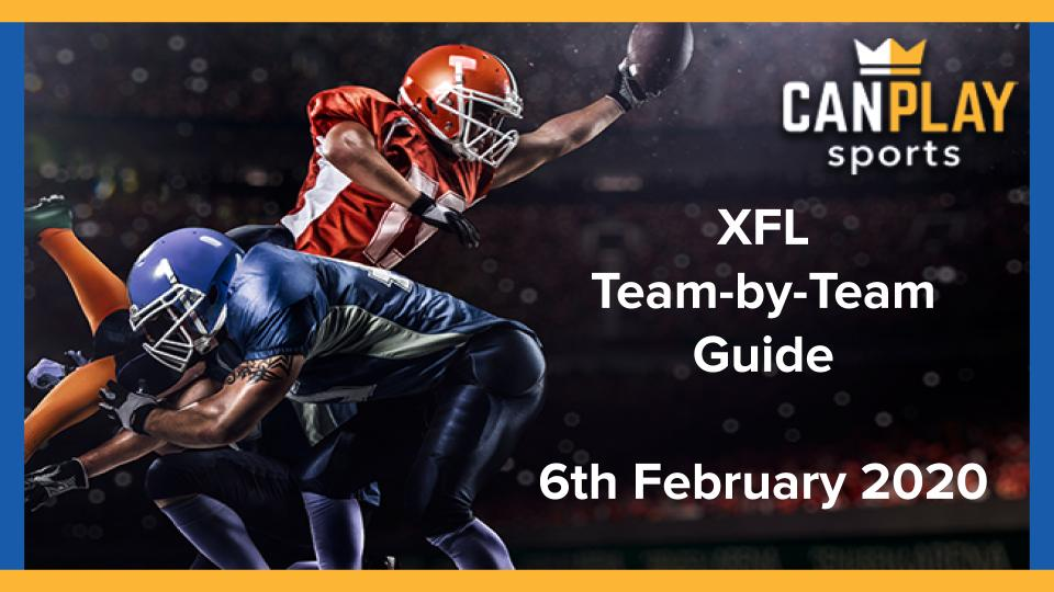 XFL Team-by-Team Guide